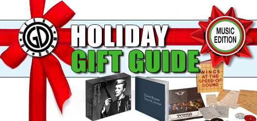 Holiday Music Gift Guide 2014