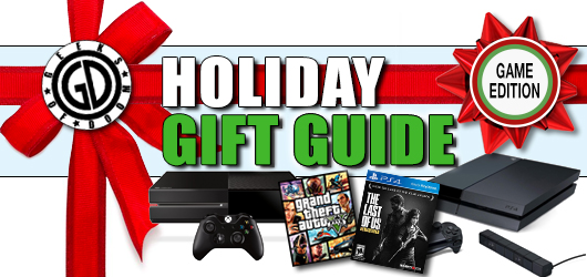 Holiday Game Gift Guide 2014