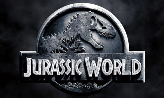 Jurassic World title card