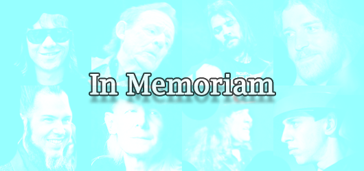 In Memoriam: Musicians Who Died In 2014