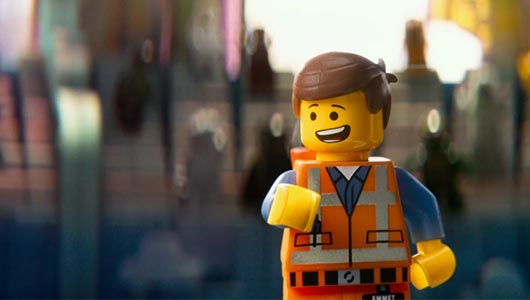 Favorite Films of 2014 - The LEGO Movie