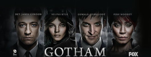 Gotham FOX Gordon Cat Penguin Fish