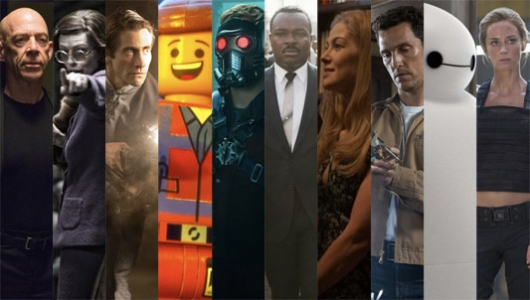 Mike's Top 15 Films of 2014