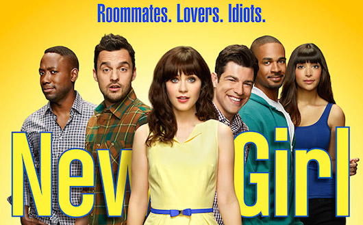 New Girl Season 4 Cast