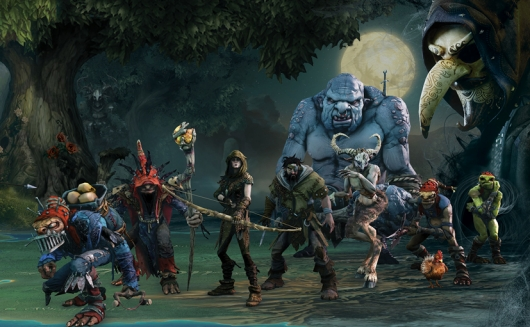 Fable Legends Villains