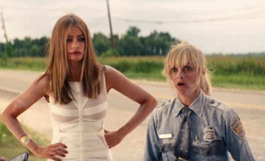 Reese Witherspoon and Sofia Vergara in Hot Pursuit Trailer