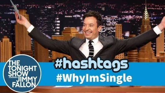 Jimmy Fallon Reads Why I'm Single Tweets on The Tonight Show