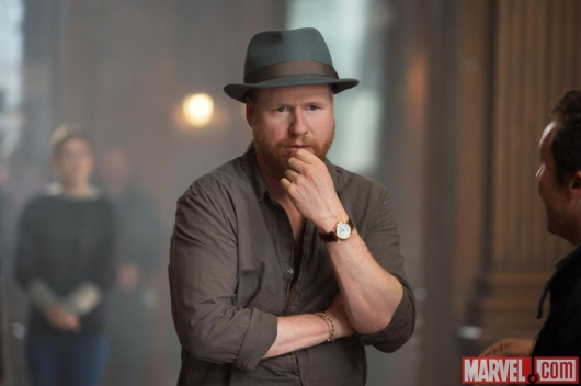 Joss Whedon in Avengers Age of Ultron