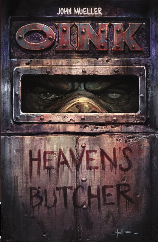 Oink Heaven's Butcher cover