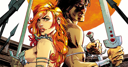 Conan Red Sonja #3 review