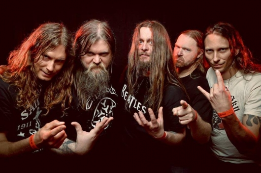 Enslaved Band Photo