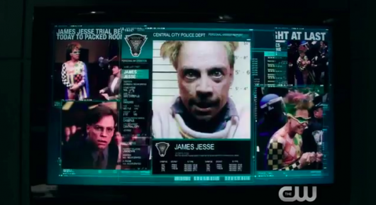 The Flash Mark Hamill The Trickster 2015