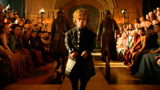 Game of Thrones Season 4 Trailer Tyrion
