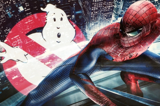 Ghostbusters Spider-Man