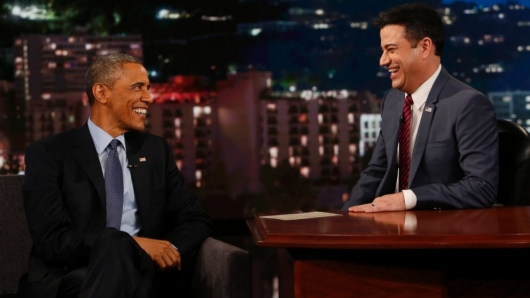 Jimmy Kimmel Live Barack Obama Mean Tweets