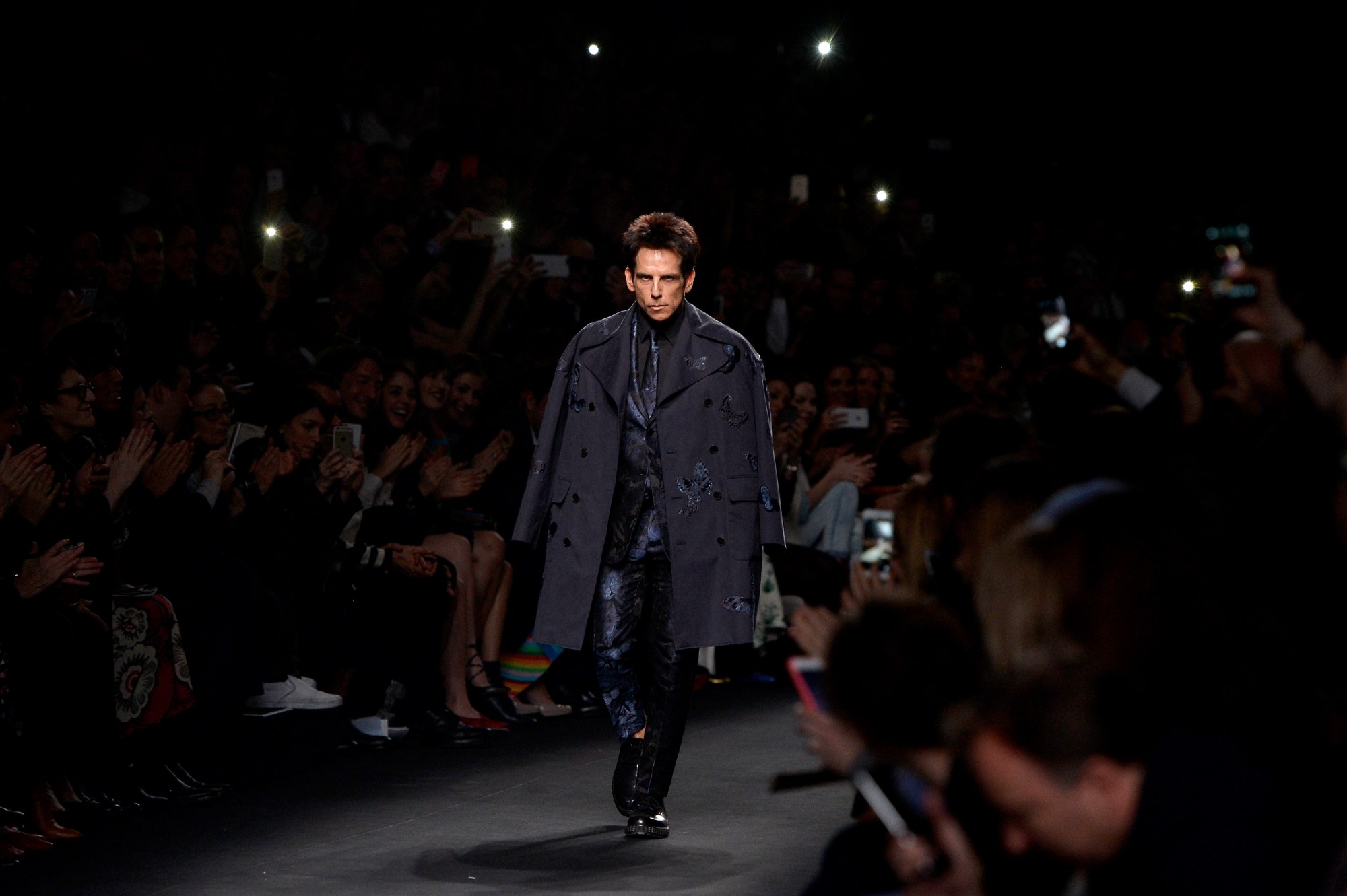 Paris Fashion Week Zoolander 2