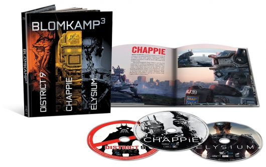 Blomkamp Limited Edition Collection