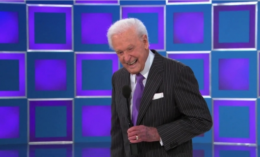 Bob Barker Returns To The Price Is Right