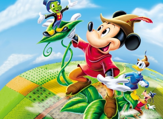 Disney Acquires New 'Jack and The Beanstalk' Take From ... Jack And The Beanstalk Giant Disney
