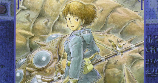 Nausicaa Of The Valley Of The Wind review