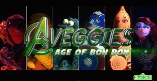 Sesame Street Aveggies Youtube