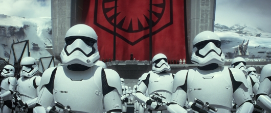 Star Wars: The Force Awakens Stormtroopers