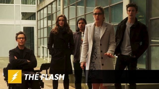 The Flash All Star Team Up