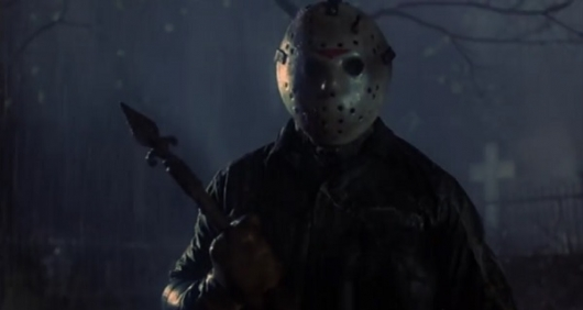 Jason Voorhees in Friday the 13th