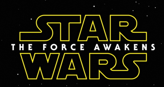 Star Wars The Force Awakens Title Card