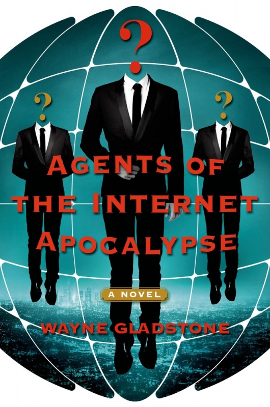 Agents Of The Internet Apocalypse Cover