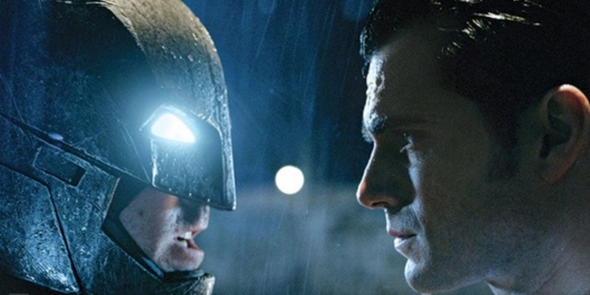 Batman v Superman Header