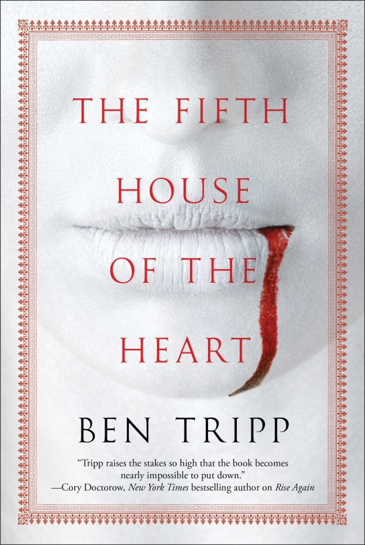 The Fifth House of the Heart cover Ben Tripp