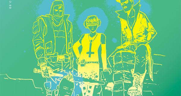 The Tomorrows #1