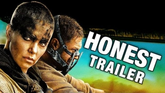 Honest Trailer Mad Max Fury Road