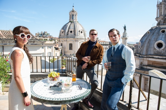 Movie Review: The Man from U.N.C.L.E