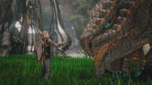 Scalebound Gameplay
