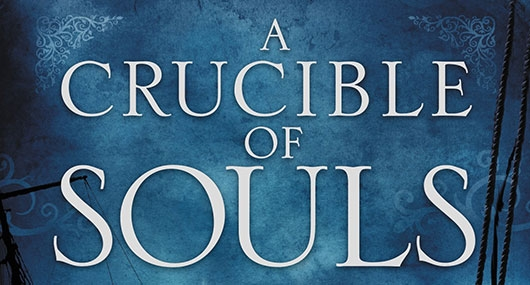 A Crucible Of Souls by Mitchell Hogan banner