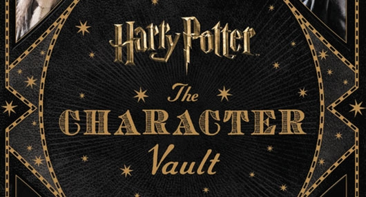 Harry Potter: The Character Vault banner