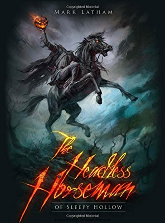 The Headless Horseman of Sleepy Hollow Osprey Publishing cover