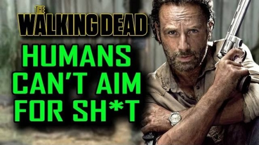 Real Fake History The Walking Dead