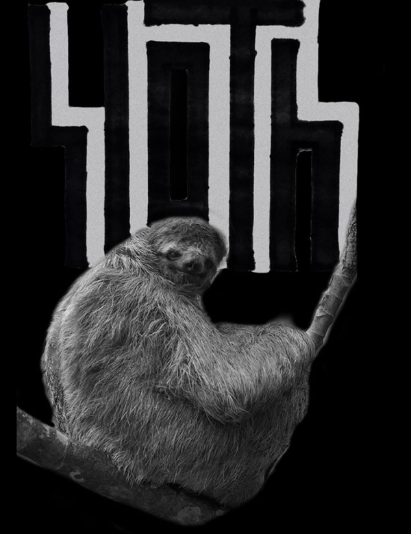 Sloth Slow As Shit Album Cover
