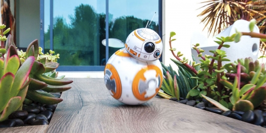 Star Wars BB-8 droid toy by Sphero