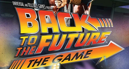 Back to the Future: The Game 30th Anniversary Edition banner