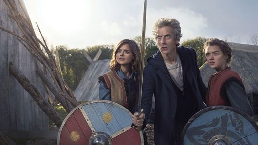 Doctor Who 9.5 The Girl Who Died BBC America