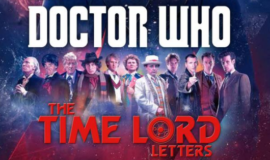 Doctor Who: The Time Lord Letters header