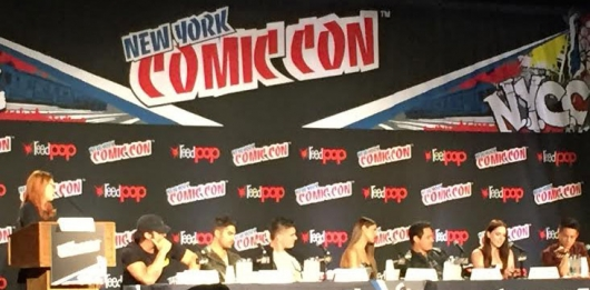NYCC 2015 From Dusk Till Dawn panel