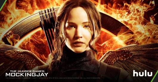 The Hunger Games: Mockingjay Part 1 Hulu streaming premiere