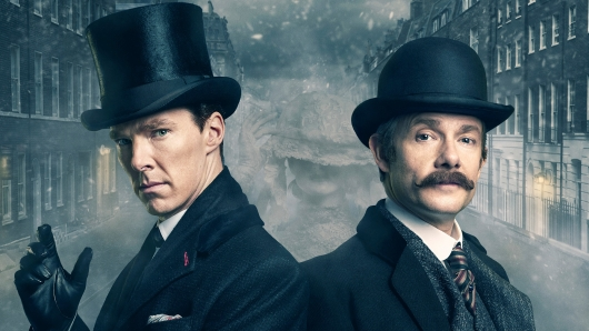 Sherlock Special The Abominable Bride