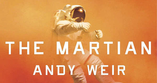 the martian review book