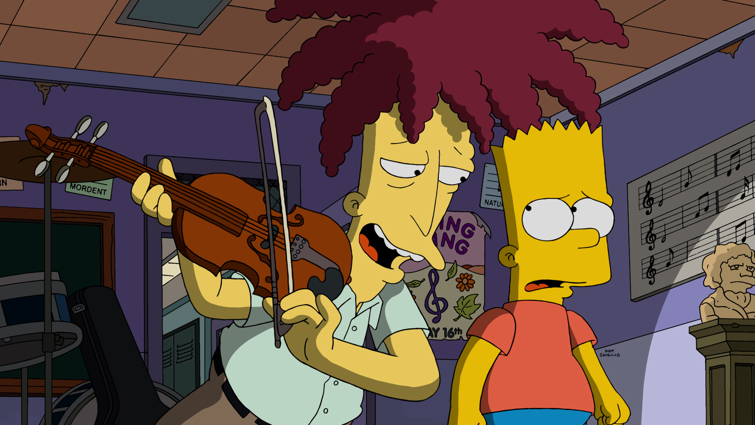 Tv review the simpsons 27 5 treehouse of horror xxvi for Watch terrace house season 2